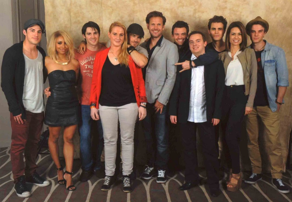 Convention photo de groupe