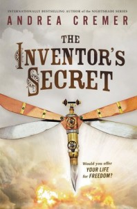 couv VO the inventor's secret