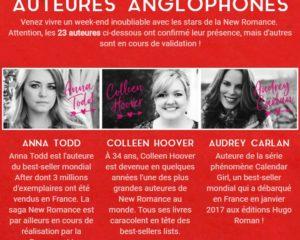 Festival New romance et Prix de la romance France Loisirs