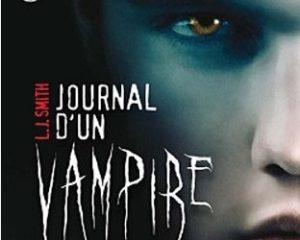 "Les tomes nommés ""Journal d'un vampire"""