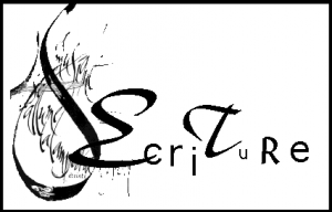 ecriture logo