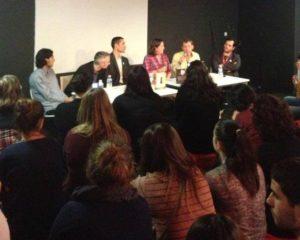 Salon du livre 2013 – Conférence Cat Clarke et le Refuge