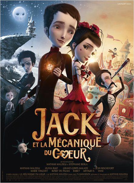 Jack et la mécanique du coeur et La Voleuse
