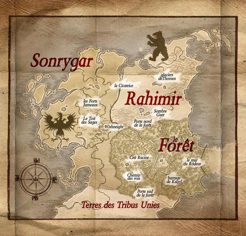 carte de druide