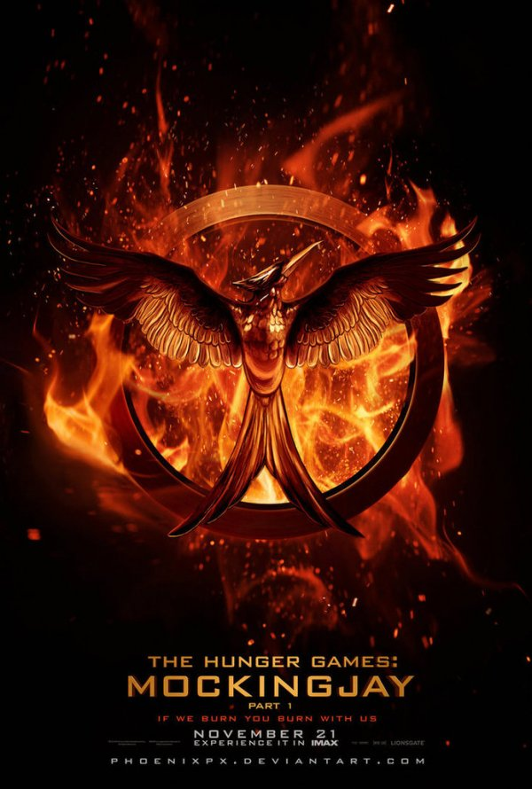 promo hunger games 31