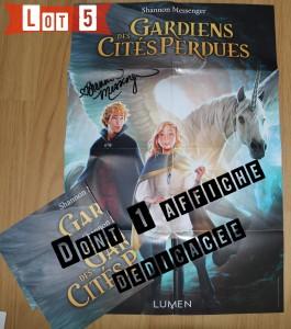 Affiche Gardiens Lot 5